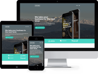 Outline Free HTML5 Bootstrap Template