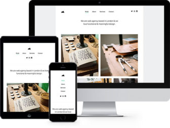 Closest Free HTML5 Bootstrap Template