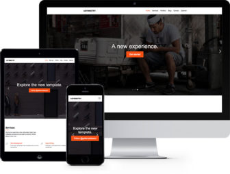Asymmetry Free HTML5 Bootstrap Template for Portfolio