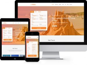 Travel: Free HTML5 Bootstrap Template for Travel Agency