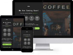 Soon: Free HTML5 Bootstrap Coming Soon Template