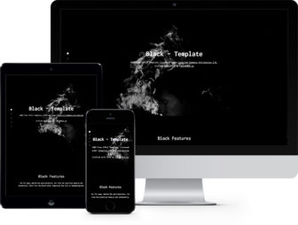 Personal Archives FreeHTMLco - Personal landing page template