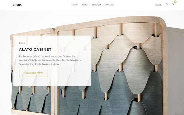Shop: Free Website Template Using Bootstrap for eCommerce Websites - Free Responsive HTML5 Template