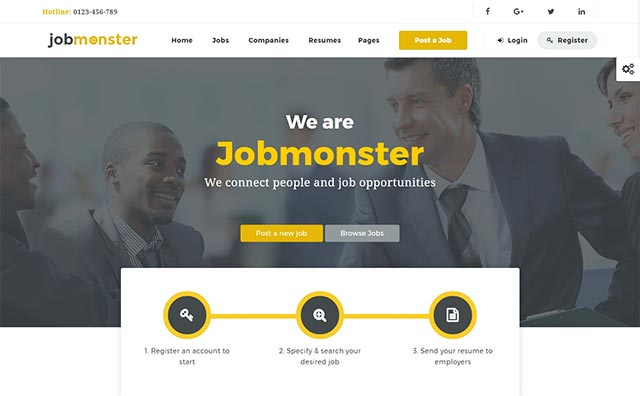 17 Best Job Board WordPress Themes 2017 You Should See