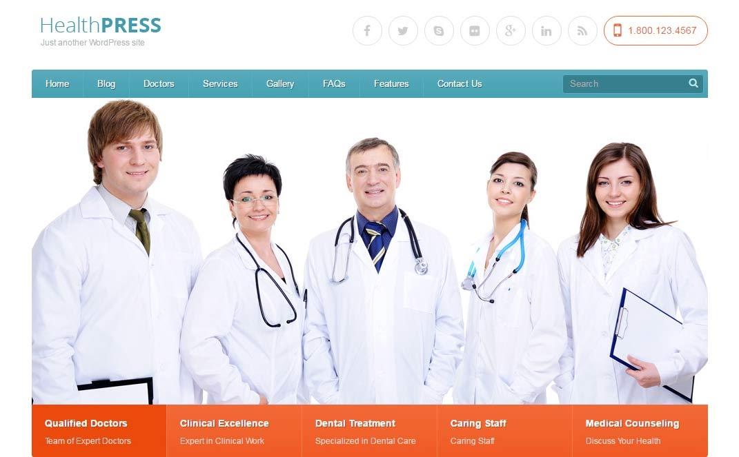 HealthPress