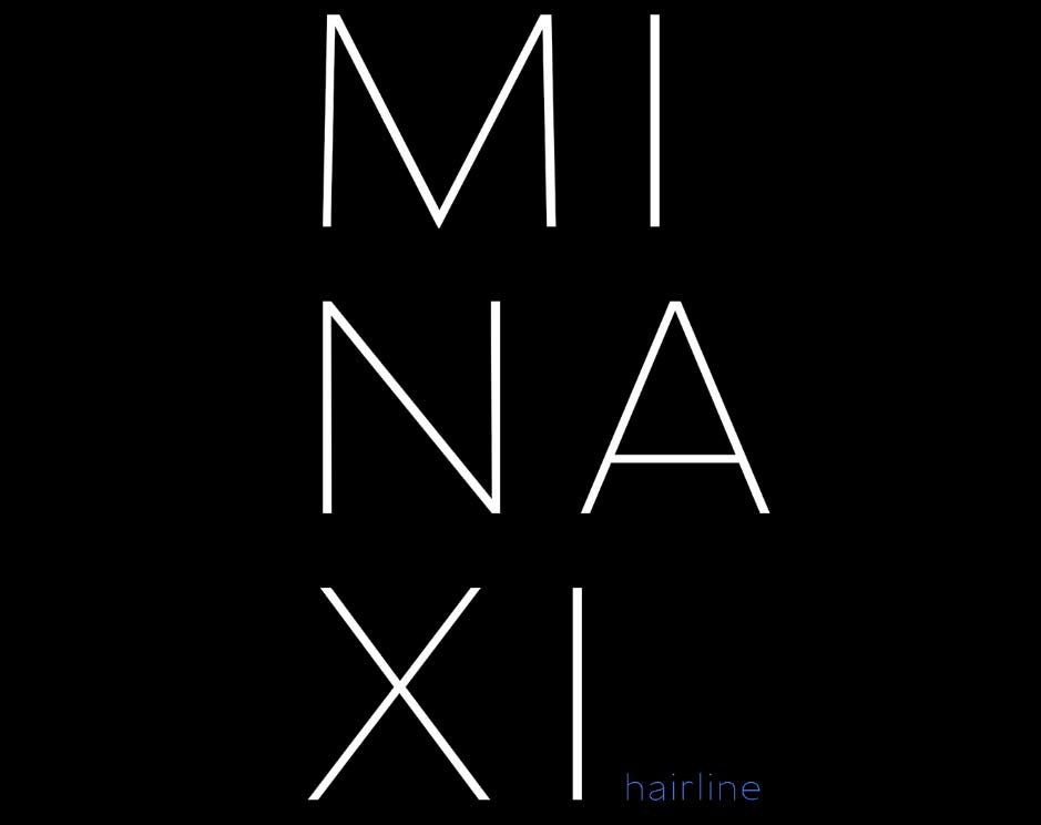 Minaxi Hairline  Free Font
