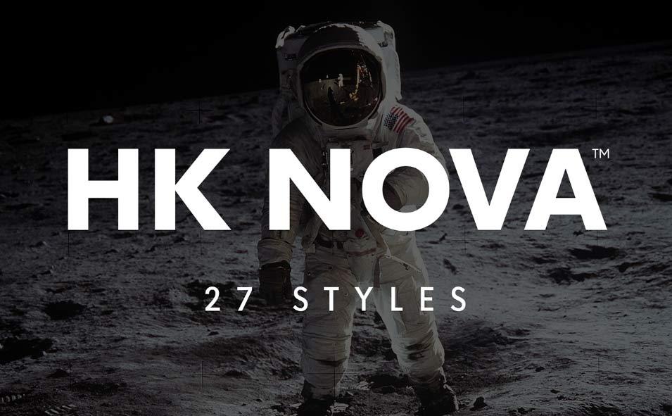 HK Nova Free Font