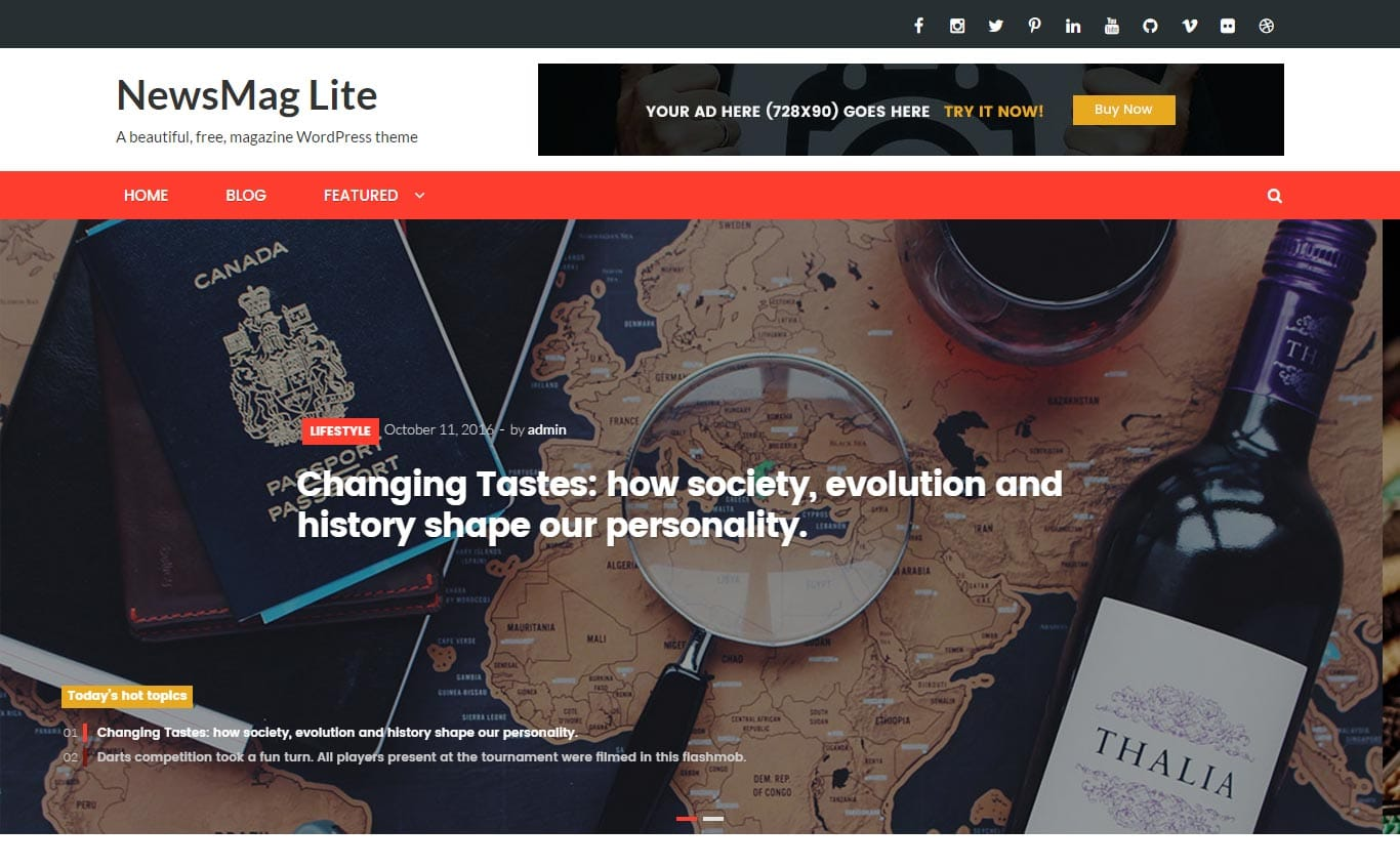 NewsMag Lite