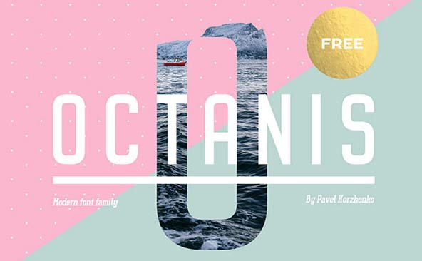Octanis Free Font Family