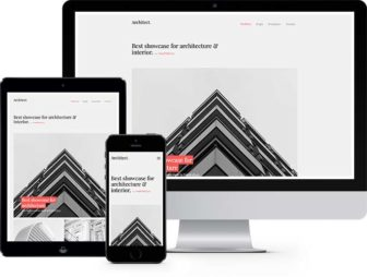 Architect Free HTML5 Bootstrap