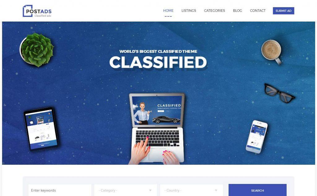 21 Best Fresh Directory WordPress Themes 2017