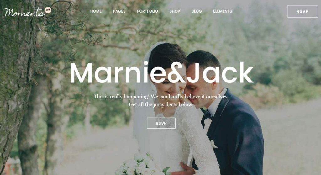 17 Premium Wordpress Wedding Themes
