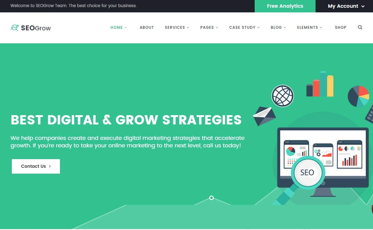 SEO Grow Marketing