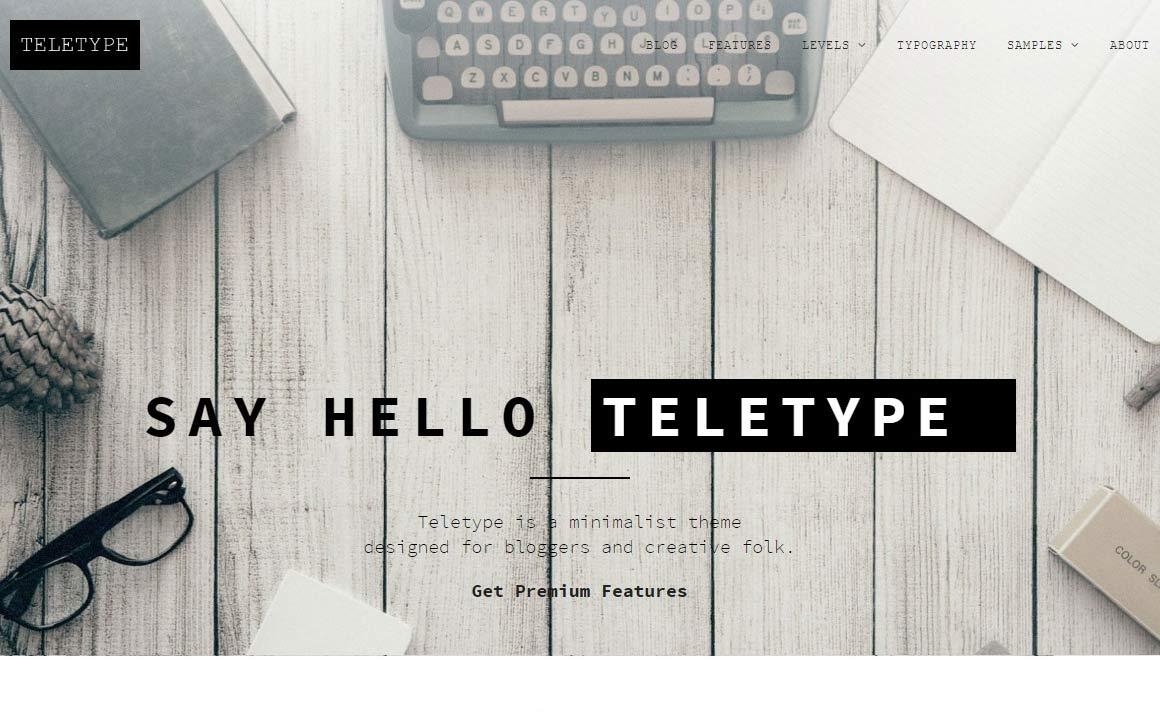 Teletype
