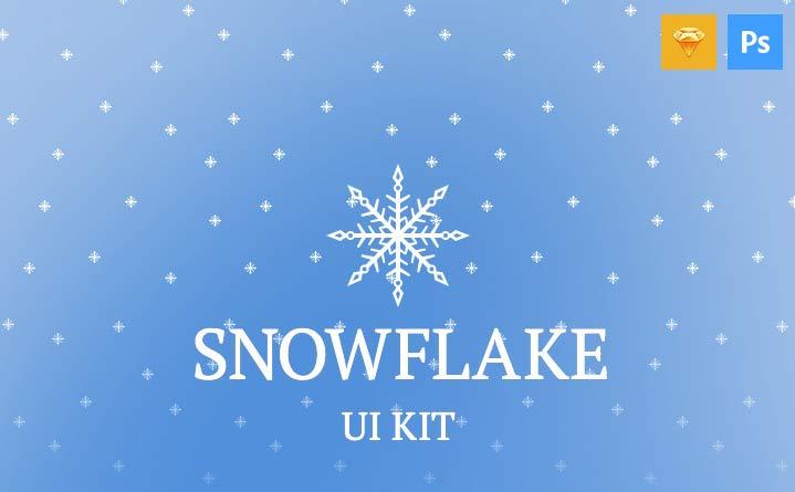 Snowflake UI Kit
