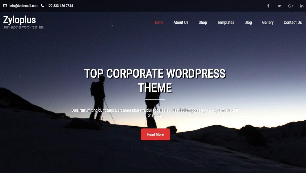 Free WordPress Themes 2017