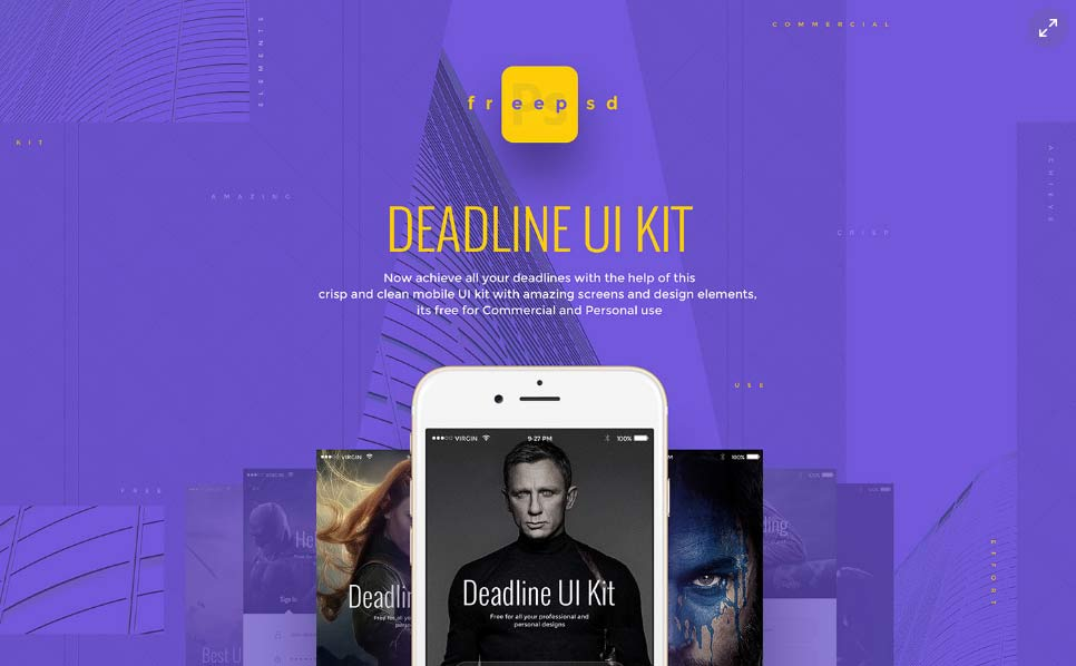 Deadline UI Kit