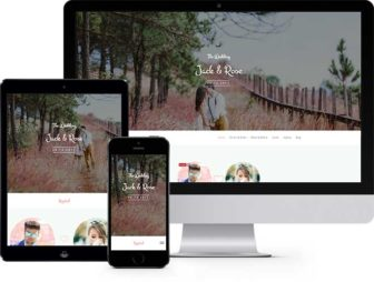 free bootstrap dating template