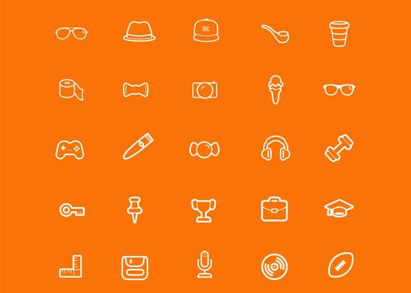 39 Free Icon Fonts and SVG Icon Sets