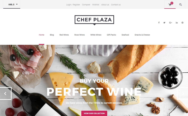 Chef Plaza