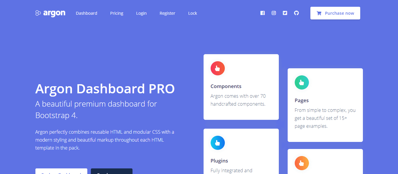 37 Best Admin Dashboard Bootstrap Template 2019