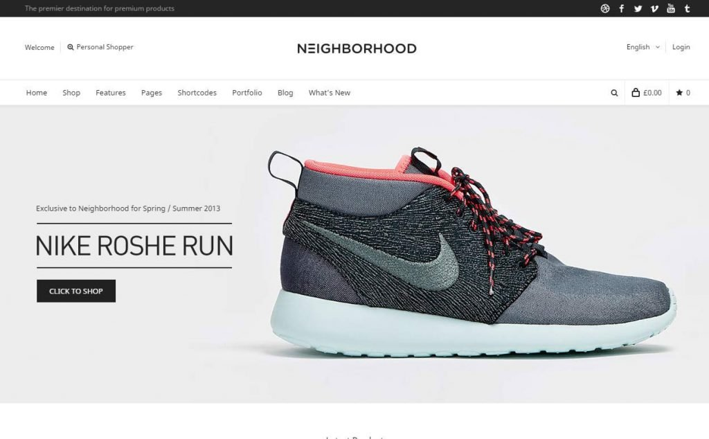 nike roshe review blog templates