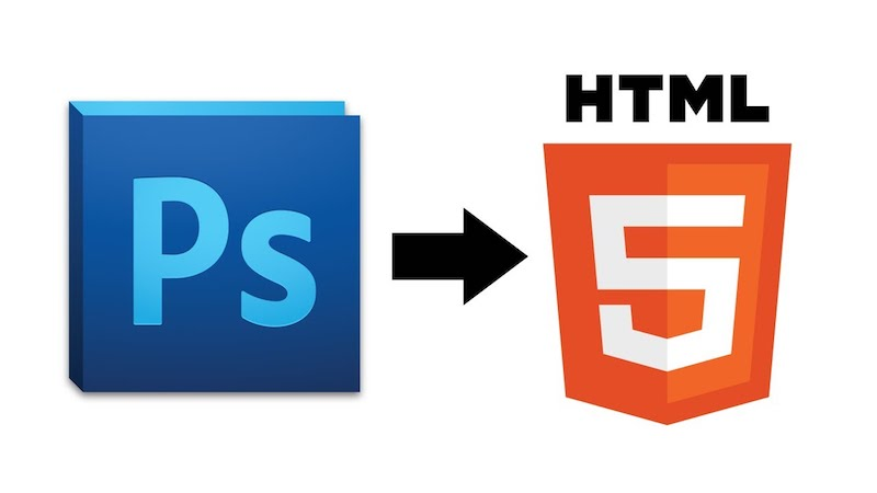 How To Convert Photoshop Web Design To Html